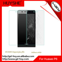 Good quality Diamond Film LCD Screen Protector for Huawei Ascend P6