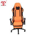 Ergonomic swivel office racing seat gaming chair