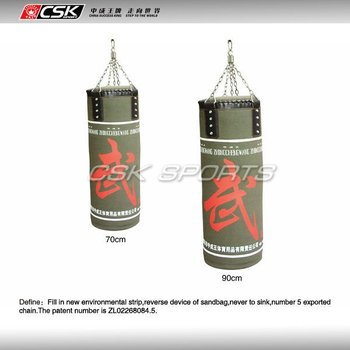 Quality canvas cheap punching bags