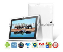7inch Android 4.0 Mid Tablet 3D Games Download Tablet China