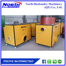 Europe standard mobile air heater industrial fuel oil heater