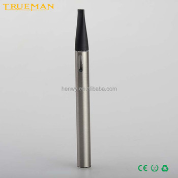 2017 new hemp oil CBD vape pen 280mah disposable 510 vaporizer pen with plastic tube