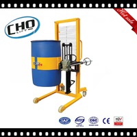 Hot Sale Factory Manual Drum Stacker