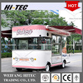 Imperial Baking Edition Environmental Protected Electric Drive Mobile Food Cart for Multifunctions