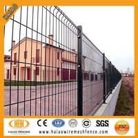 ANPING HAIAO high quality weld v guard welded wire mesh metal fence