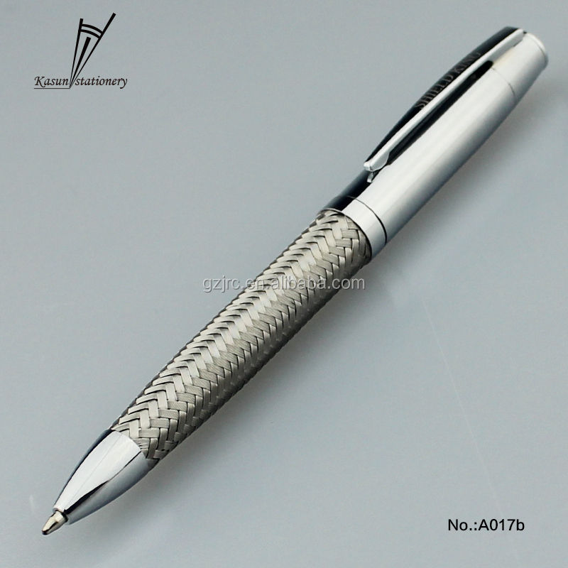 Wire Steel Braid Pen For Business Gifts