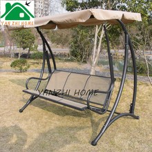 Military Light Weight Portable Patio Swing With Canopy