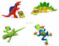Hotsale Novel Stretch Dinosaur Toy Game Custom Toy