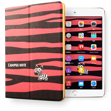 Clear hard Rich color Cute Lovely pattern Universal Protective Ultra thin case double fold cover for apple ipad mini123