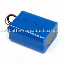 17650 11.1V 3200mAh Li-ion battery pack for power tools