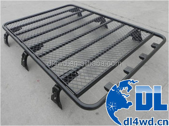 car off road roof rack for toyota fj80