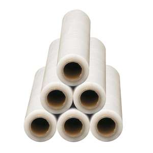 strech film in roll PE Cling Film Strech Pe Packing Film strong anti puncture with CE certificate