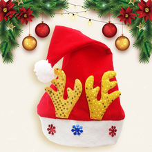 Personalized Christmas Santa Claus Hat