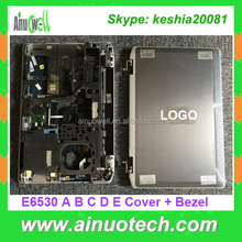 "C5Y8R G3K7X 054M5 5KXP0 05KXP0 0054M5 054M5 Laptop parts for DELL E6530 E6430 15.6"" Notebook A B C D E cover shell bezel"