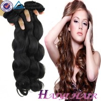 Hot selling best quality 100% virgin 24 inch human hair weave extension