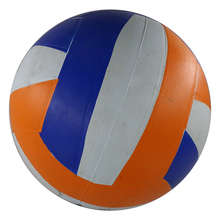 Rubber Mini Water Proof Inflatable Beach Ball Training Volleyball