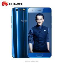 Huawei Honor 9 6GB+64GB 5.15'' Octa Core 1920*1080 3200mAh 3 Cameras 1080P Global Firmware Mobile Phone Fingerprint NFC