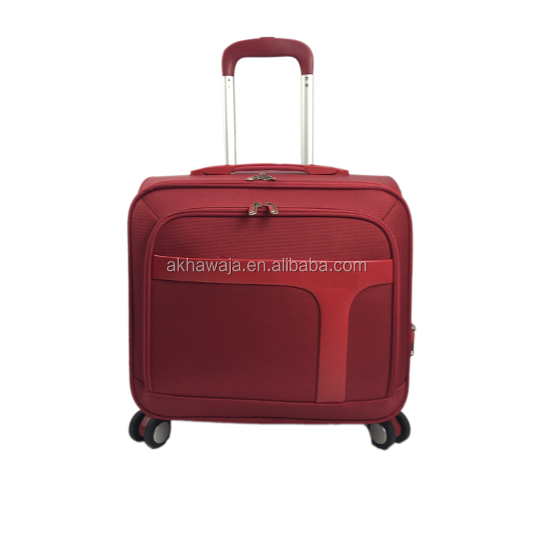 soft luggage hand luggage bags laptop rollers luggage handle