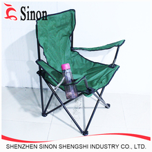 high back Foldable camping chair Outdoor folding fishing chair