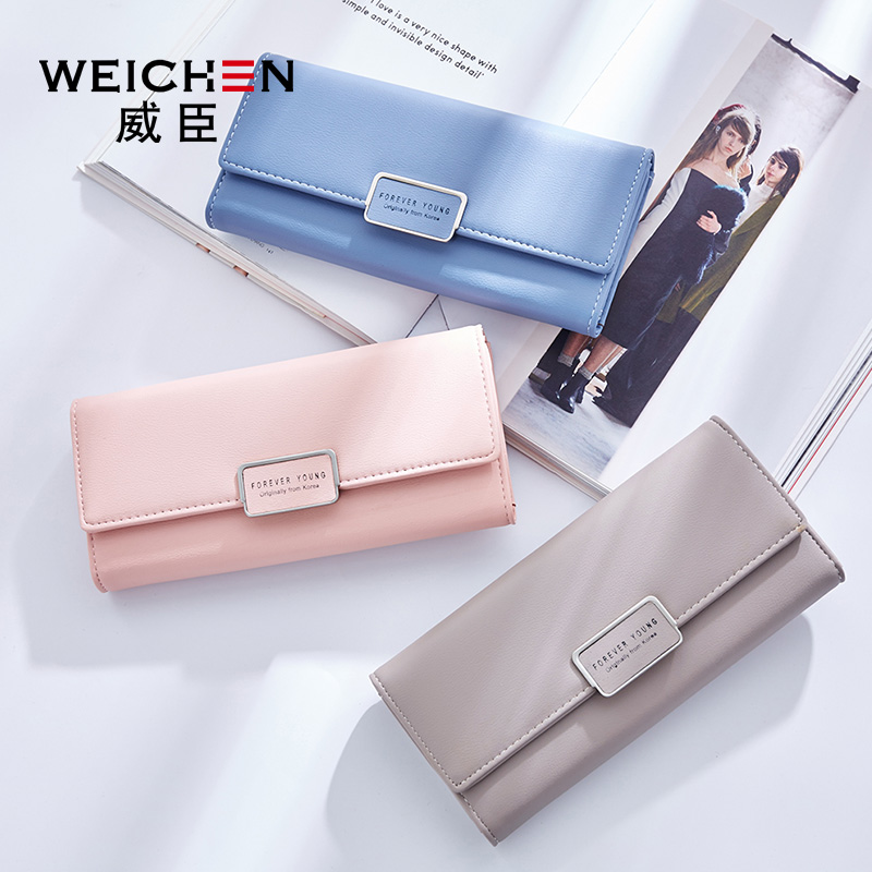 High quality cheapest mighty purse girls wallets in guangzhou