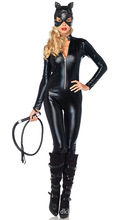 RTNZ-017yiwu caddy grand heritage photos of costumes catwoman halloween costume QAWC