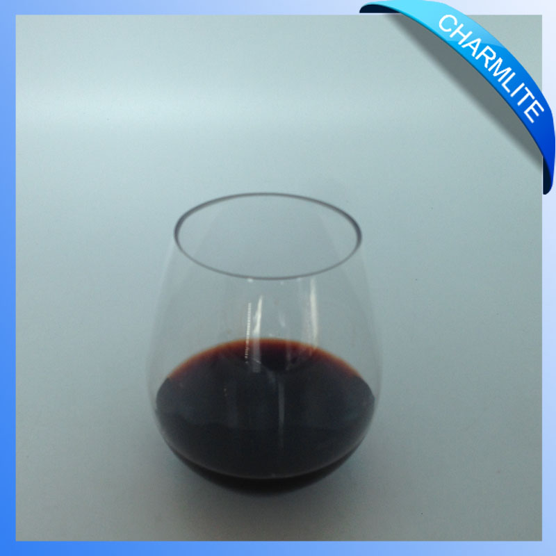 unbreakable wine glass,dishwashsafe stemless tritan wine glass-WC001