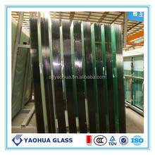 2015 year hot sale high quality reflective &titned sheet glass