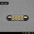 8 SMD3528 12v car led side mirror signal car roof light