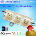 Water clear Electronic Potting Silicone for Led Screen