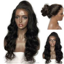 Quality guarantee lace wig vendors raw indian hair virgin unprocessed 360 lace frontal closure wigs