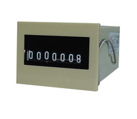 Electro-magnetic counters for fuel dispensers