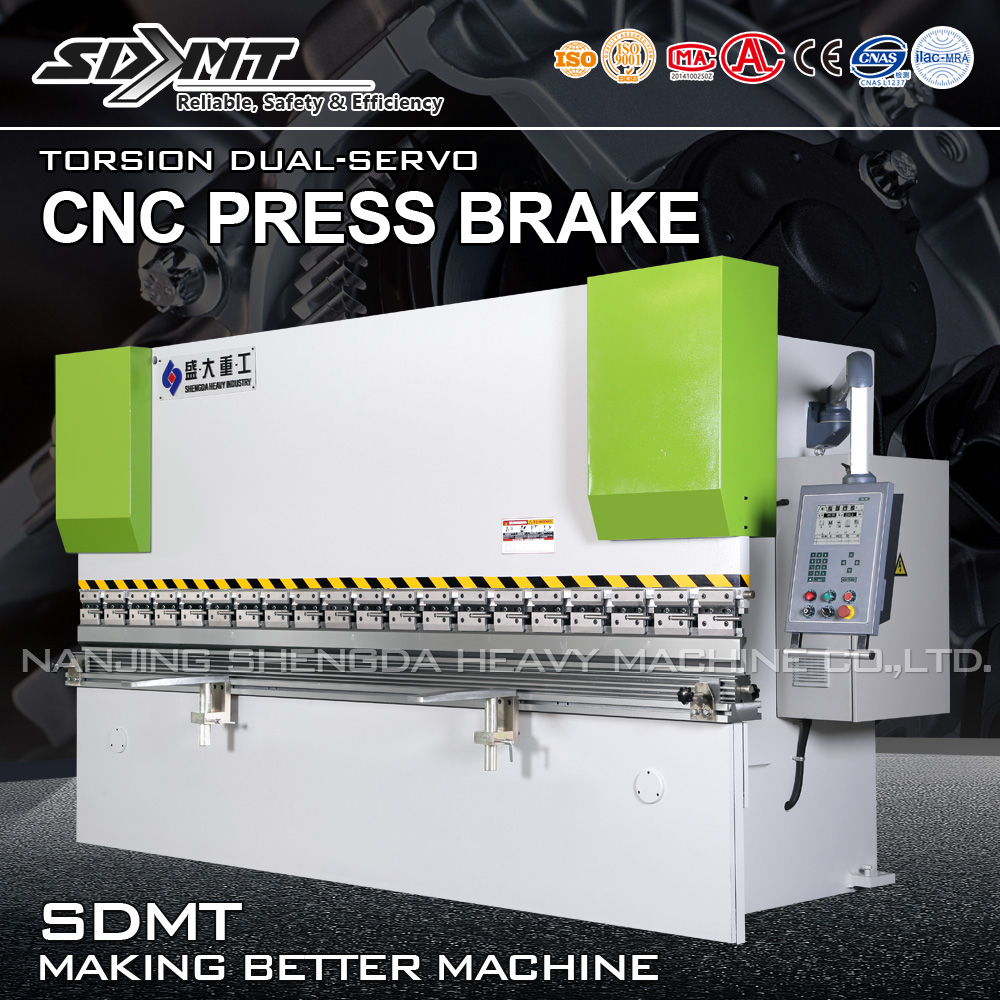International Quality DA52 Profession cnc press braker