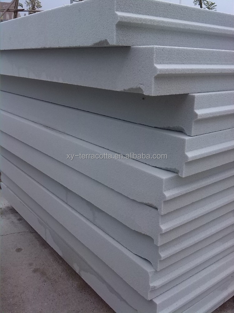 Toco lightweight foam wall panel for insulation sandwich for Concrete foam walls