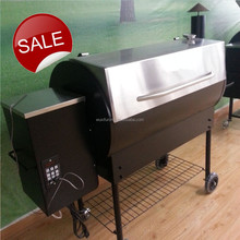 2015 Latest Electric Wood Pellet Grill Equipment For Restaurant/Commercial