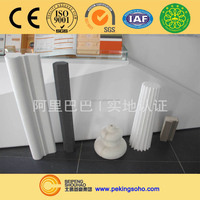 Expanded Polystyrene (EPS) Foam Insulation Panels for Home, Art, Craft project