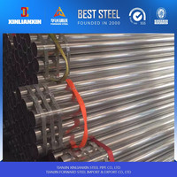 low carbon mild steel pipe galvanized for fence water delivery