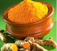 Organic Natural Turmeric Root Extract 95% Curcumin powder
