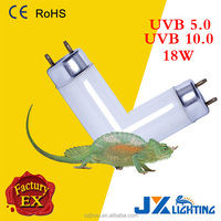 Reptile cage lighting 18w uvb 5.0 10.0 fluorescent lamp T8 tube new display reptile lamp