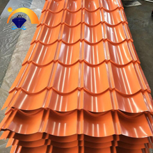 Trade assurance galvanized steel sheet ppgi roofing sheet