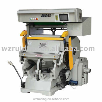 High quality india Foil Stamping Press Machine manufacturers 71