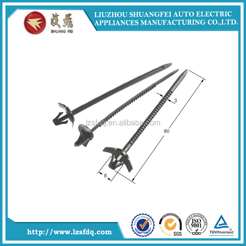 made in China HellermannTyton weatheproof heat resistant cable ties