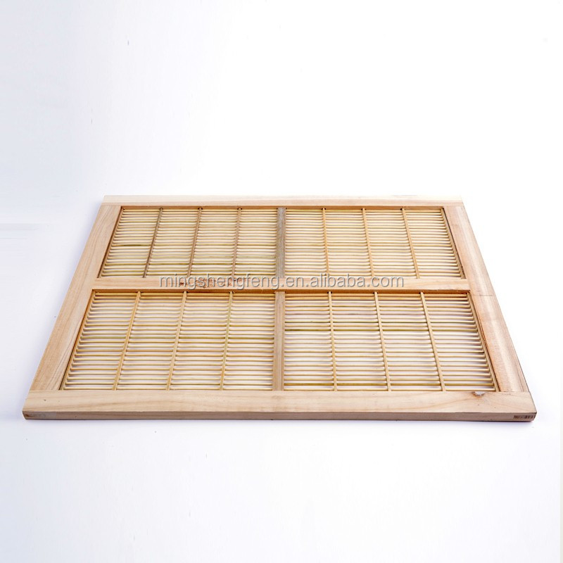 China Supplier Wooden Bee Queen Excluder cheap for hot sale