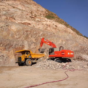 CED480-8 China Bonny Made Electrical Hydraulic Mining Excavator