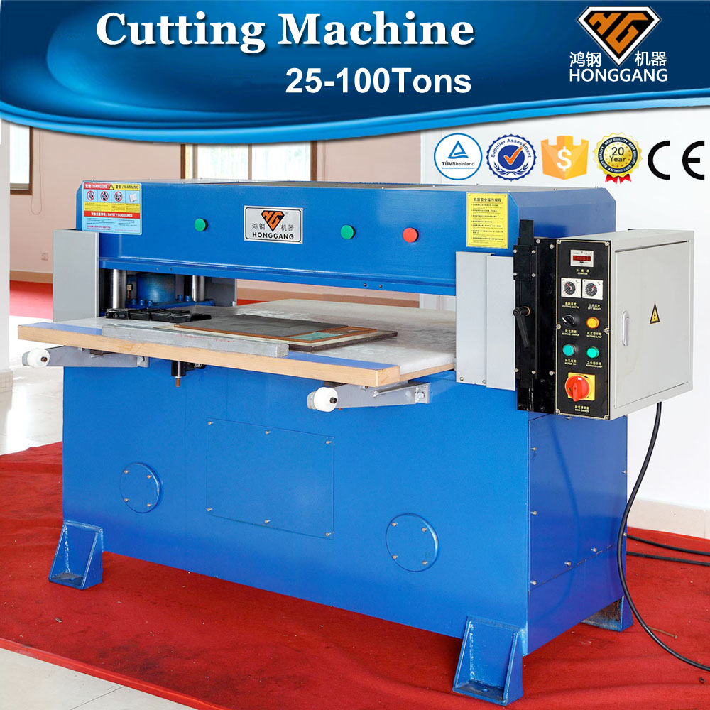 precision hydraulic die screen protector membrane cutting machine
