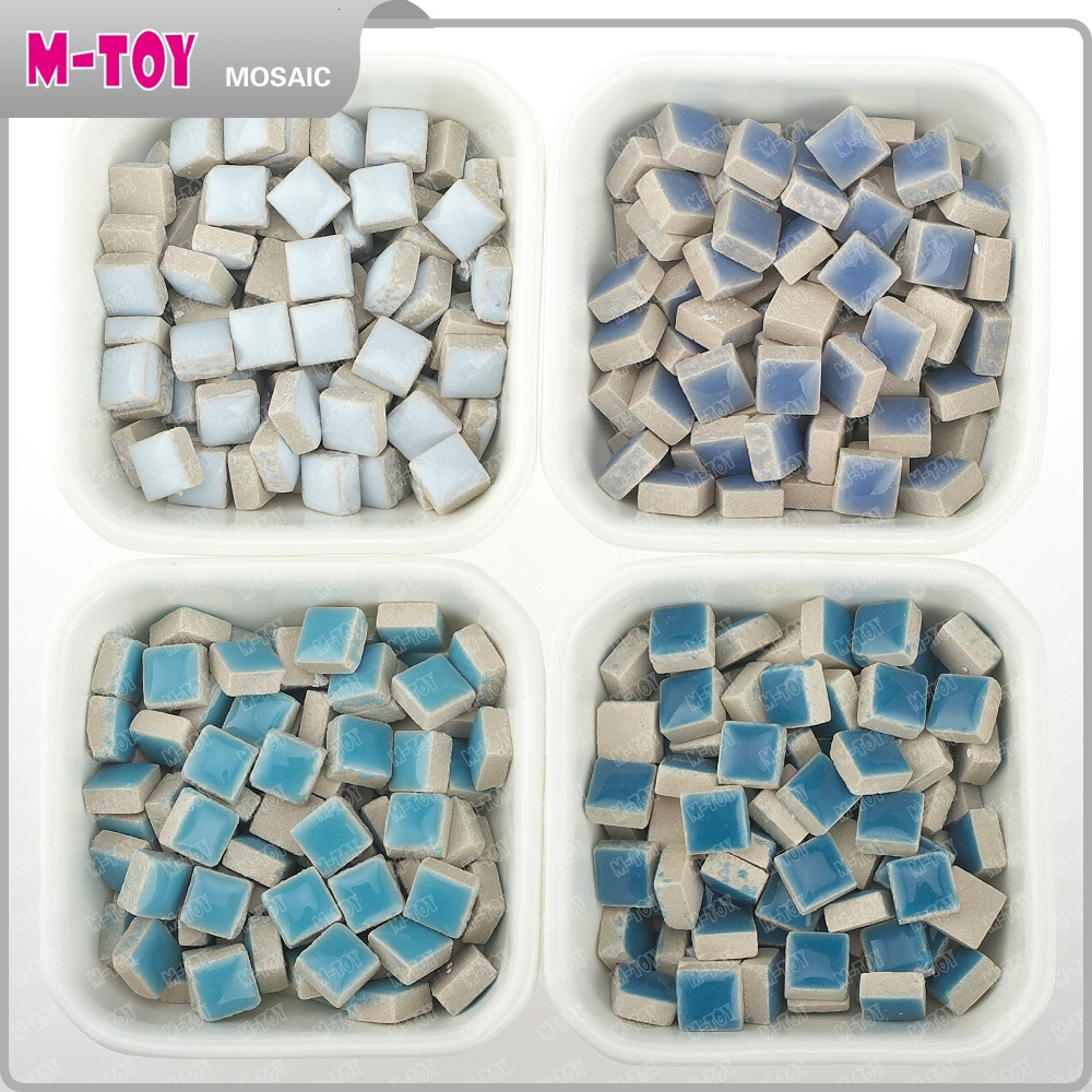 CR175 diy arts and crafts mosaic for education kids