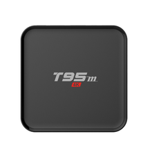 New Arrival T95m S905x 2GB 8GB 4k Full HD Smart Android 5.1 Quad Core Qatar Google Android Tv Box