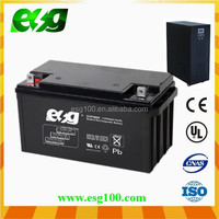 12v 60ah Storage Battery, AGM Battery, Deep Cycle Battery with CE, TUV, UL, ISO9001