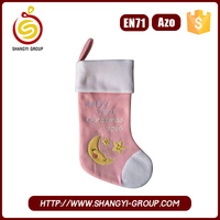 New design christmas inflatable stocking for christmas decor