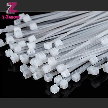 Heat-resisting Nylon66 Cable Zip Ties with 94V-2 Certificated
