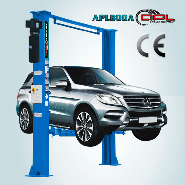 hydraulic two-post parking life / car lift with CE